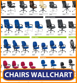 Office Chair Wallchart