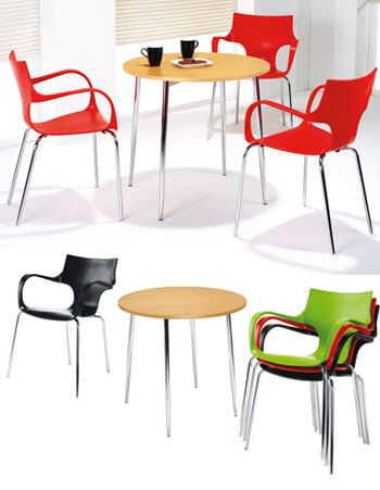 Ariel Canteen Chairs
