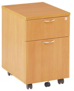 office storage pedestal