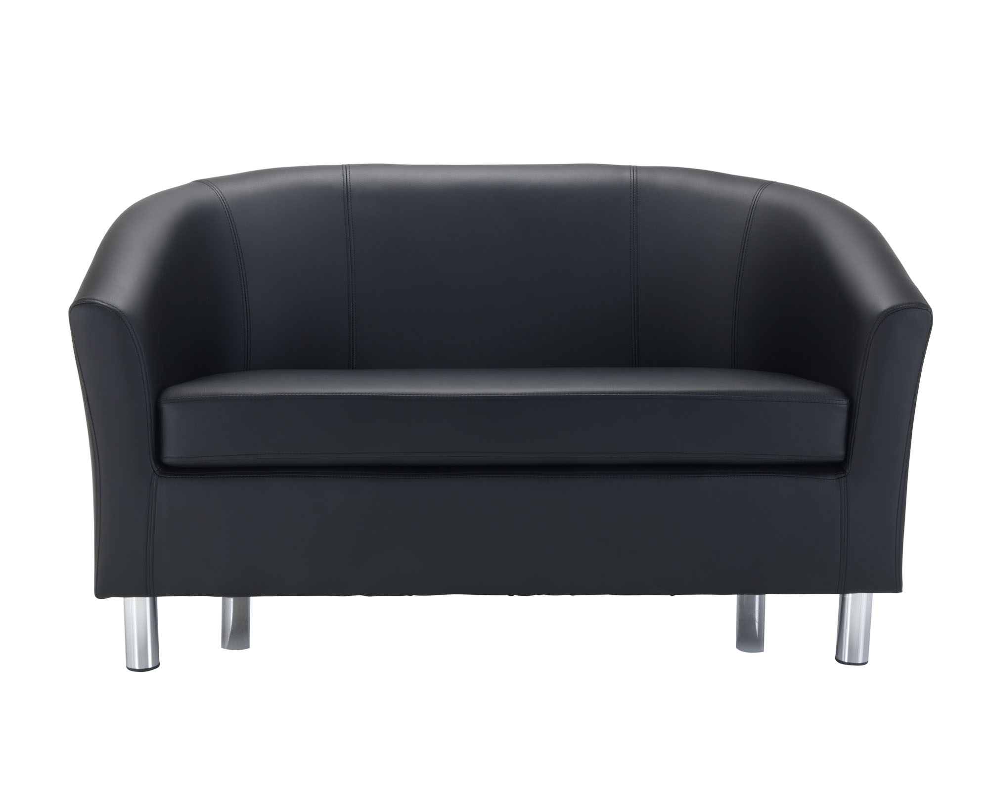 JM Office twin tub PU couch