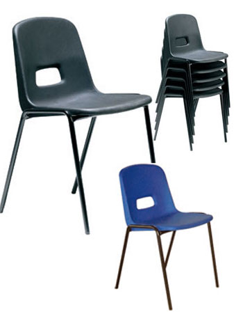 Educational Polyprop Chair
